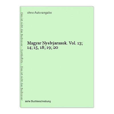 Nyelvtudomanyi Közlemenyek 79. kötet. - A Magyar Tudomanyos Akademia Nyeltudoman