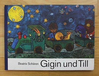 1968 - Beatrix Schären Gigin und Till Bilderbuch Artemis