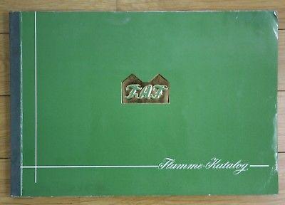 70er jahre 60er faf grun mobel katalog flamme katalog catalogue furniture 0