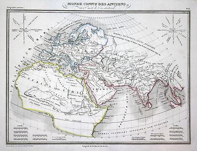 Afrika Africa Arabien Arabia Lybien Libya Europa Asia Asien map Karte carte