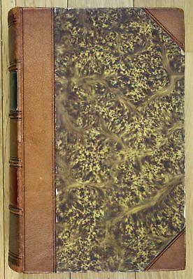 1882 Paul Adam Systematisches Handbuch der Buchbinderei Theorie und Praxis