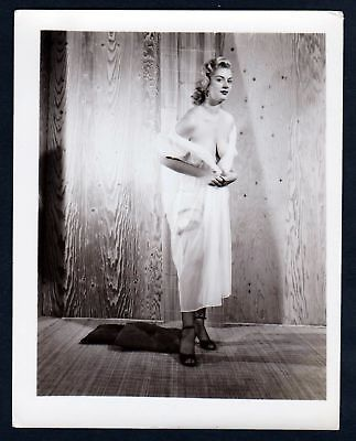 1960 Unterwäsche lingerie Erotik nude Nachthemd vintage Dessous Foto photo