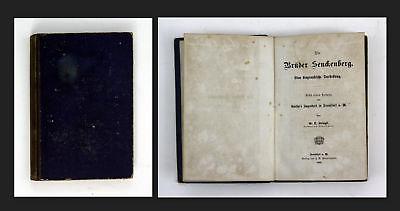 1869 Kriegk Die Brüder Senckenberg biographische Darstellung Biographien