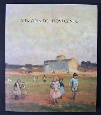 2001 A.Tosi Memoria del Novecento Arti a Pisa prima meta XX secolo Kunst Italien