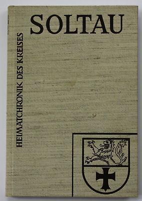 1967 Bachmann, J.U. Heimatchronik des Kreises Soltau Chronik Landeskunde