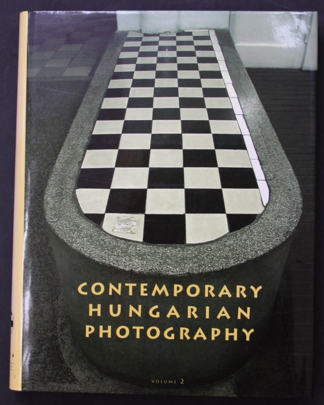 2004 J.Hangyal Contemporary Hungarian Photography - Vol. 2 Kunst Photographie