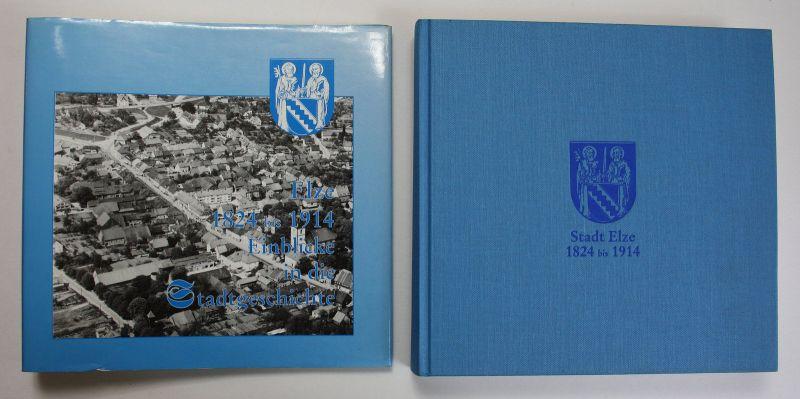 1993 Elze 1824 bis 1914 - Einblicke in die Stadtgeschichte Martin Stöber Chronik