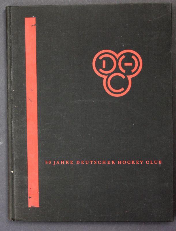 1960 50 Jahre Deutscher Hockey Club Hannover Sport Chronik