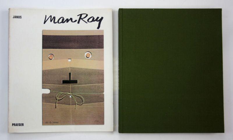 1973 Janus Man Ray. Edition Praeger München