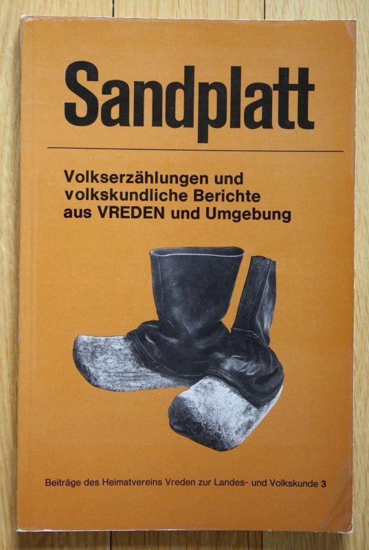 1974 Sandplatt Volkserzählungen und Berichte aus Vreden und Umgebung