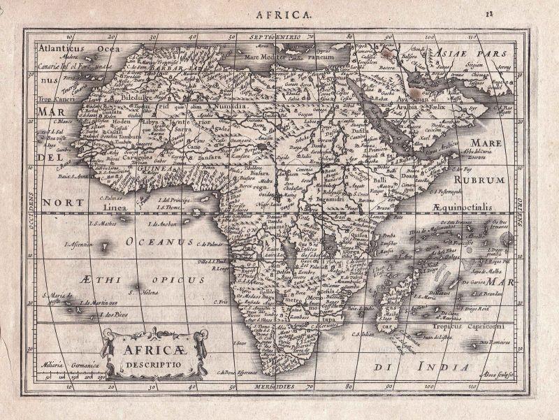 Asia Asien India Indien Thailand Arabia Arabien China Iran map Gerard Mercator