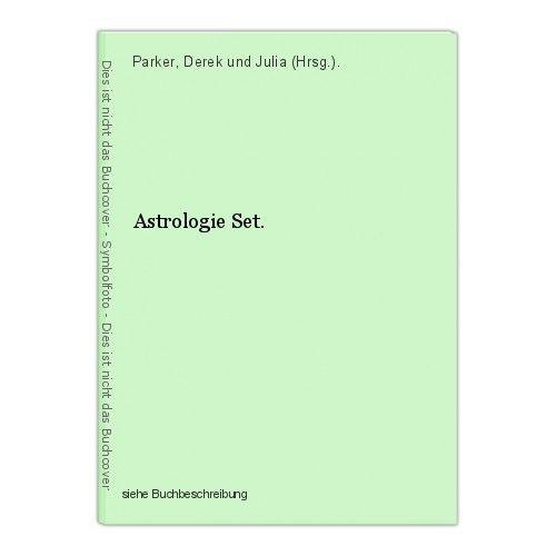 Astrologie Set. Parker, Derek und Julia (Hrsg.).