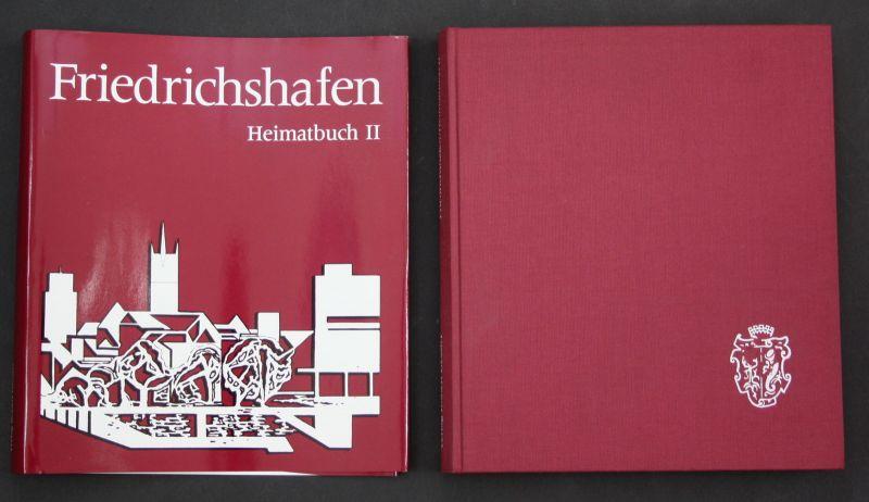1994 Fritz Maier Friedrichshafen Heimatbuch II Geschichte Stadt Weltkrieg