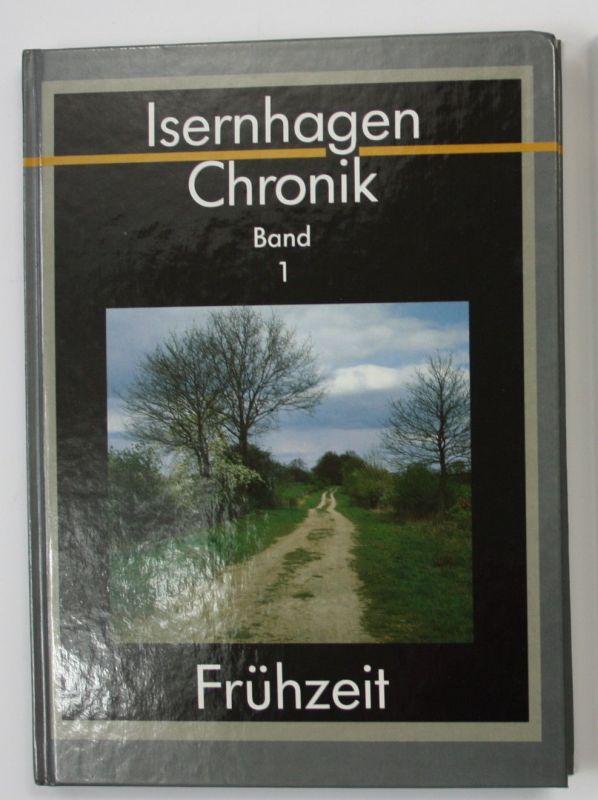 1990 Kempf-Oldenburg, C. Isernhagen Chronik Band 1 Frühzeit Landeskunde