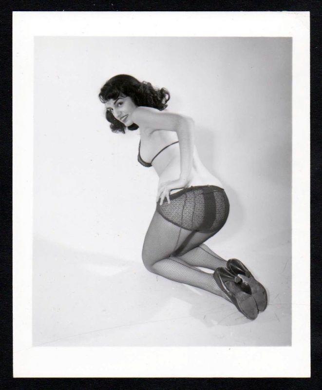 1960 Unterwäsche lingerie Erotik nude vintage Dessous pin up Foto photo Netz