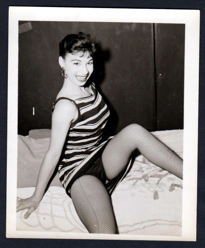 1960 Unterwäsche lingerie Erotik nude vintage Dessous pin up Foto photo