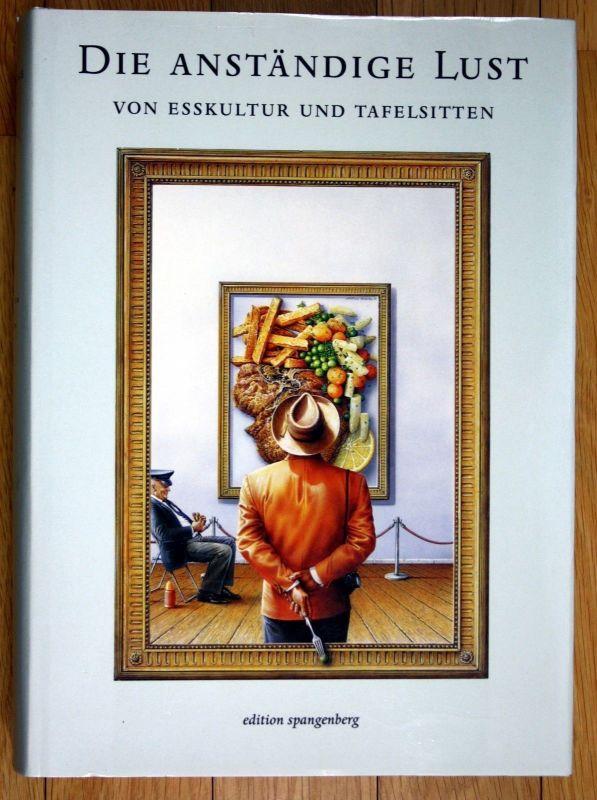 1993 Ulrike Zischka Hans Ottomeyer Susanne Bäumler Die Anständige Lust Katalog