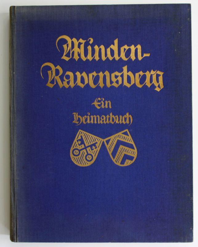 1929 Schoneweg Minden-Ravensburg Heimatbuch Landeskunde Chronik Oberschwaben