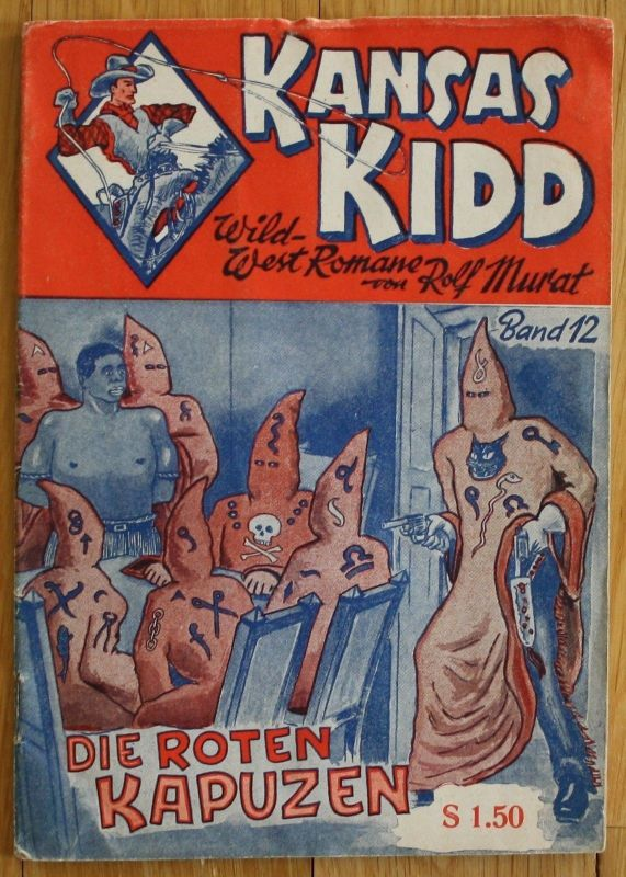 Kansas Kidd - Rolf Murat Band 12