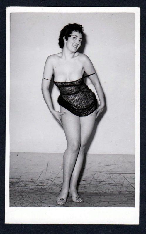 1960 Unterwäsche lingerie Erotik nude vintage Dessous pin up photo Foto 114813