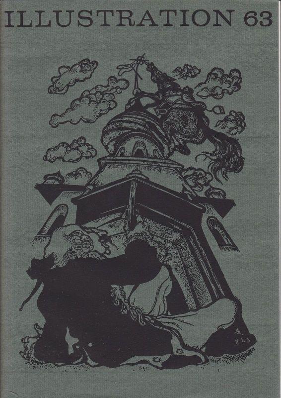 Curt Visel Illustration 63 - Zeitschrift für die Buchillustration - Heft 3 1979