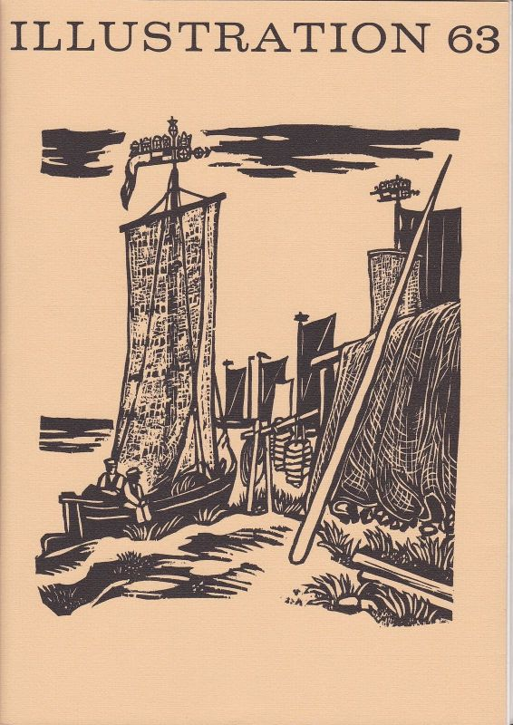 Curt Visel Illustration 63 - Zeitschrift für die Buchillustration - Heft  139869