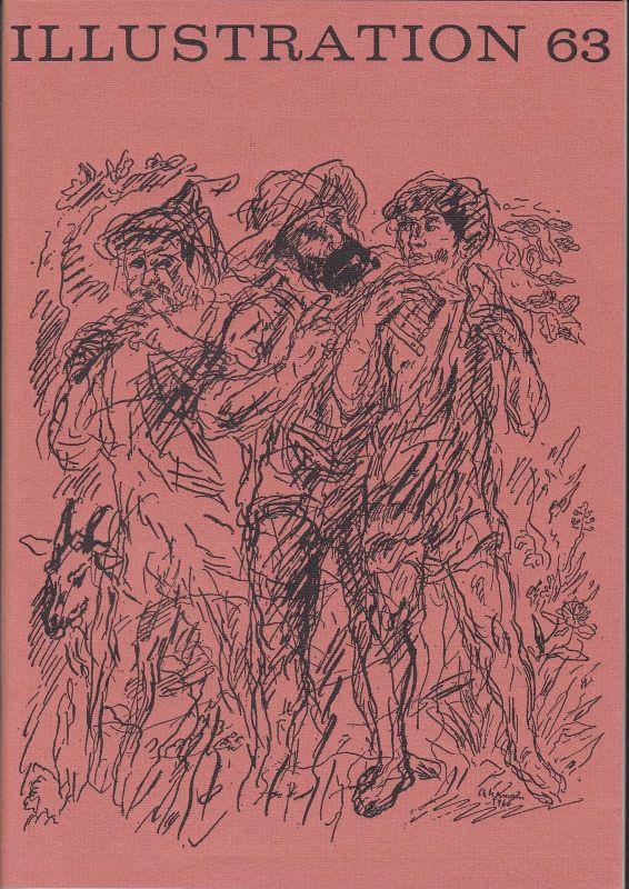 Curt Visel Illustration 63 - Zeitschrift für die Buchillustration - Heft  139872 0