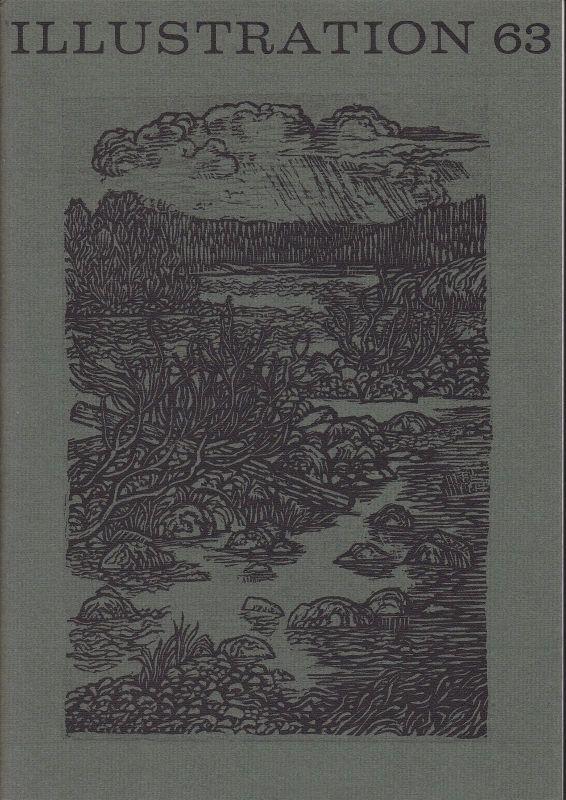 Curt Visel Illustration 63 - Zeitschrift für die Buchillustration - Heft 1 1988 0