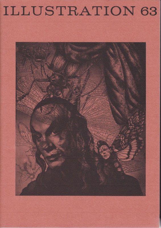 Curt Visel Illustration 63 - Zeitschrift für die Buchillustration - Heft 1 1987