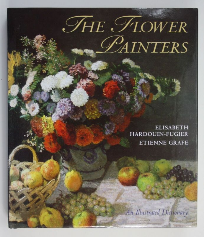 1996 Mitchell The Flower Painters - an illustrated dictionary Lexika 0