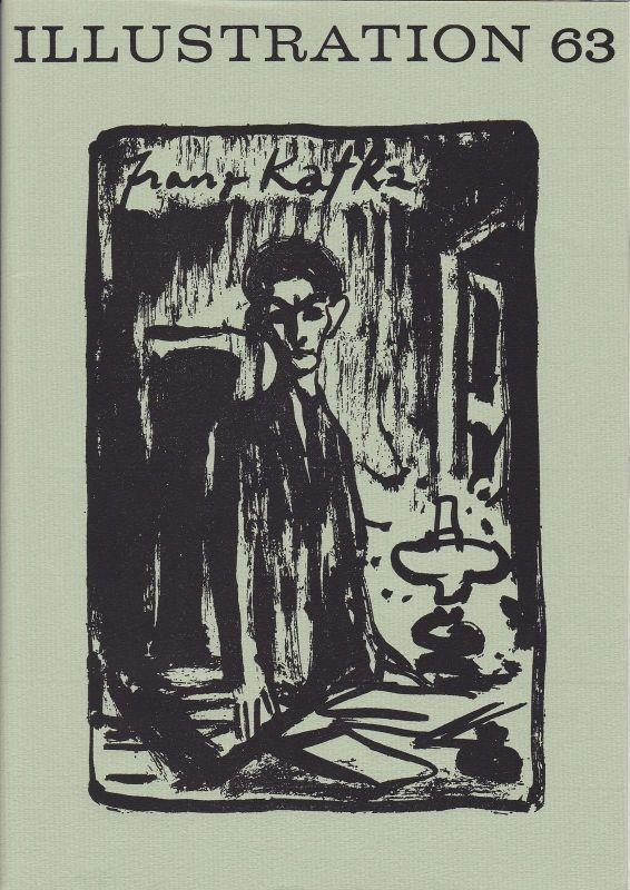 Curt Visel Illustration 63 - Zeitschrift für die Buchillustration - Heft 2 1983