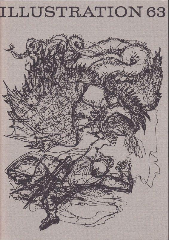 Curt Visel Illustration 63 - Zeitschrift für die Buchillustration - Heft 3 1967 0
