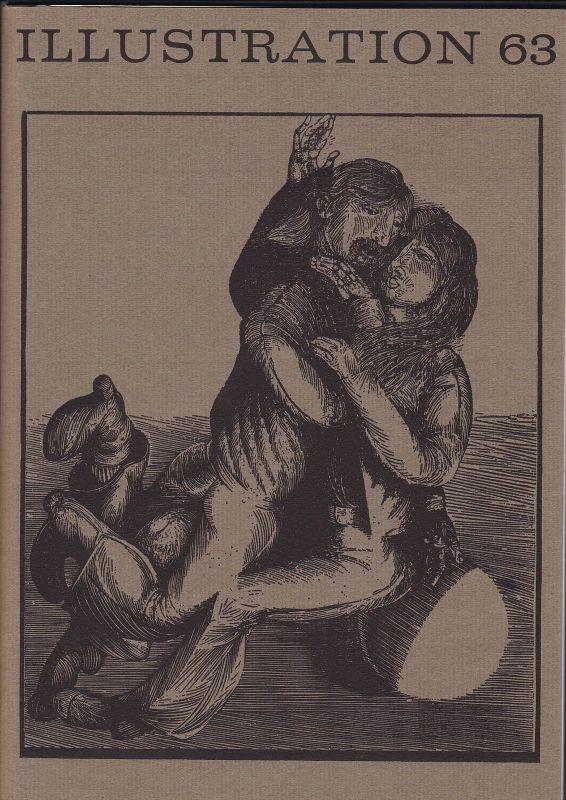 Curt Visel Illustration 63 - Zeitschrift für die Buchillustration - Heft 1 1975