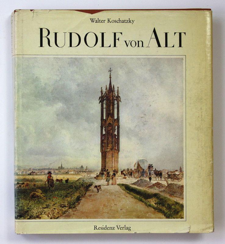 1975 Walter Koschatzky - Rudolf von Alt 1812-1905 - Kunst Werke 0