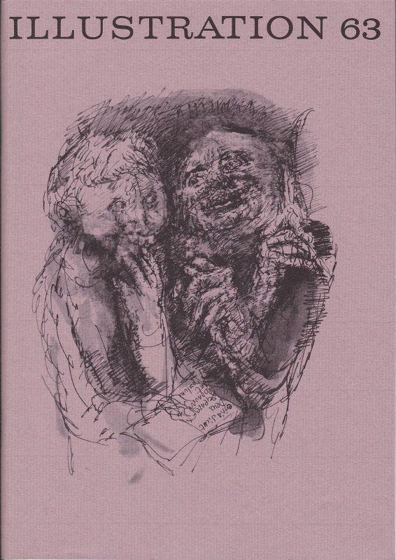 Curt Visel Illustration 63 - Zeitschrift für die Buchillustration - Heft 2 1998
