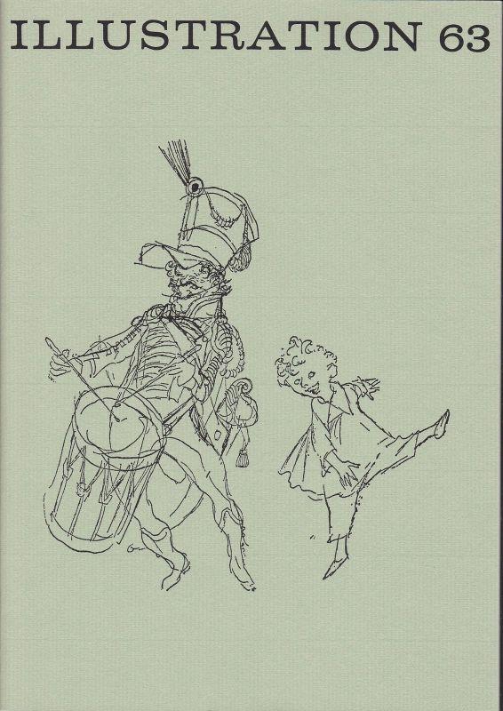 Curt Visel Illustration 63 - Zeitschrift für die Buchillustration - Heft 3 1983