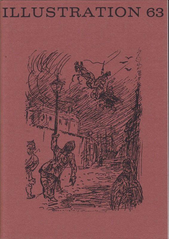 Curt Visel Illustration 63 - Zeitschrift für die Buchillustration - Heft 1 1973