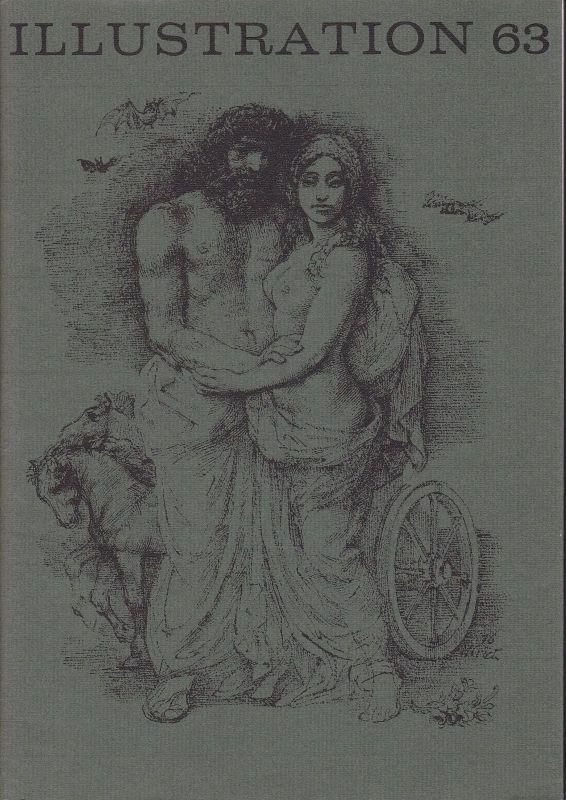 Curt Visel Illustration 63 - Zeitschrift für die Buchillustration - Heft 2 1988