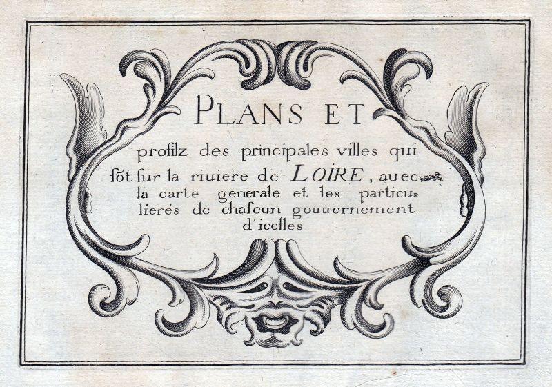 1630 titel Ornament Auvergne-Rhône-Alpes Loire France gravure estampe Tassin