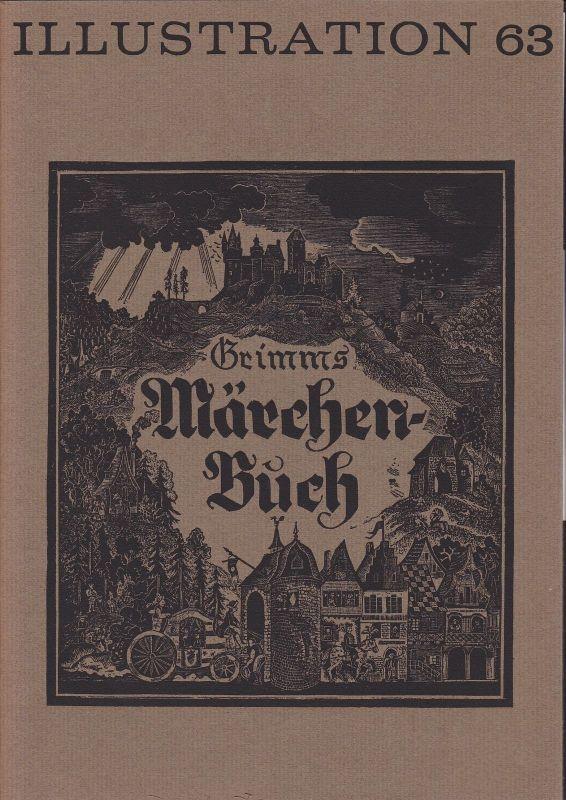 Curt Visel Illustration 63 - Zeitschrift für die Buchillustration - Heft 3 1984