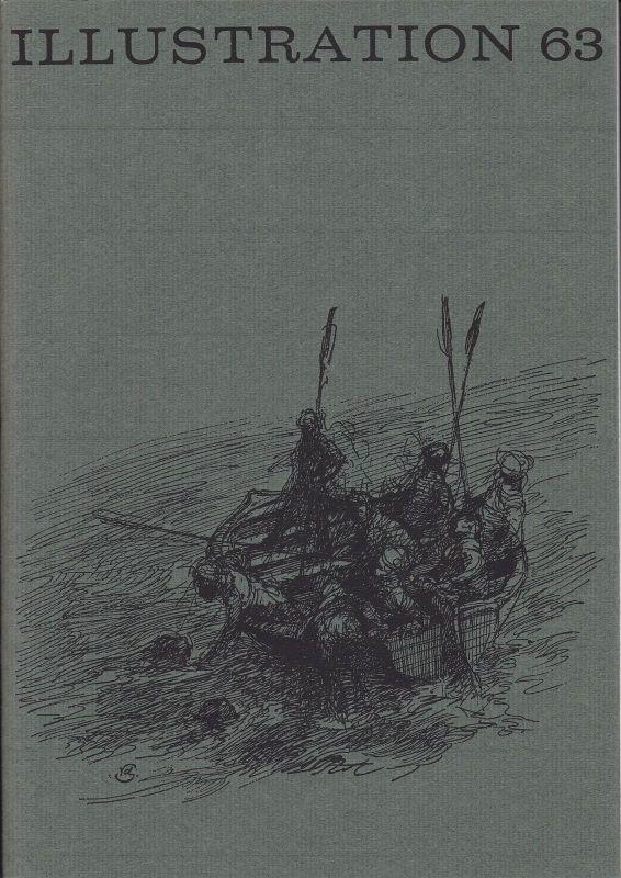 Curt Visel Illustration 63 - Zeitschrift für die Buchillustration - Heft 2 1979