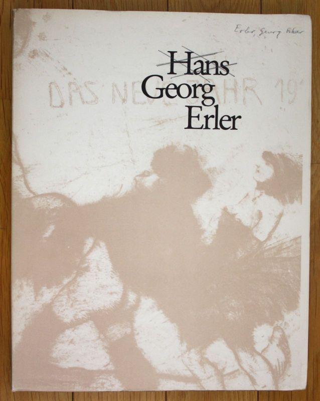1983 Klaus Rödel Georg Oskar Erler Exlibris