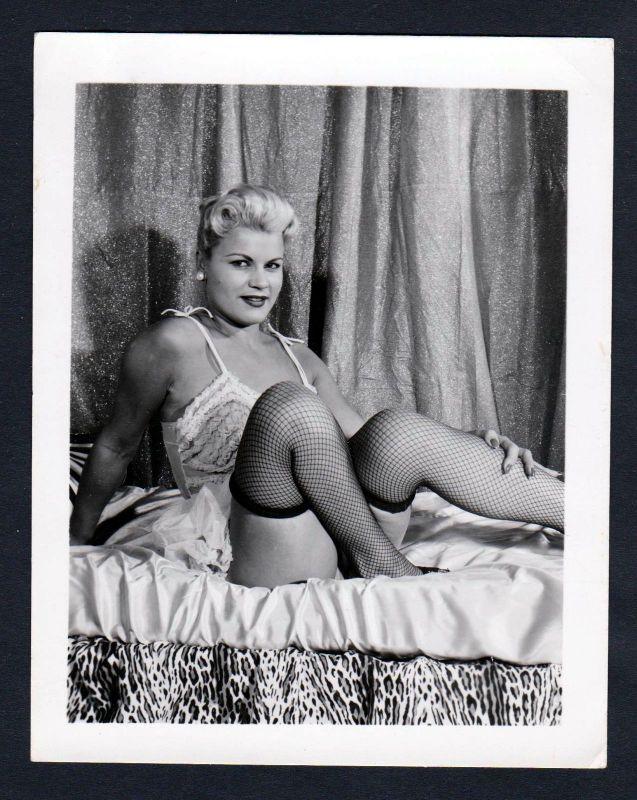 1960 Unterwäsche lingerie Erotik nude vintage sexy Dessous pin up Foto ph 116151