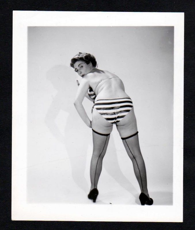 1960 Unterwäsche lingerie Erotik vintage Dessous Bikini pin up Foto photo
