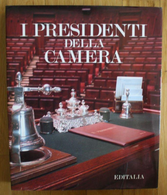 Silvio Furlani I Presidenti Della Camera dedication copy Widmungsexemplar