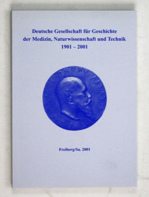 2001 Deutsche Gesellschaft Geschichte Medizin Naturwissenschaft Technik