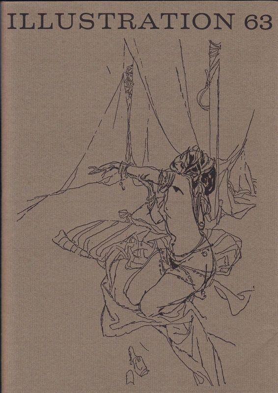 Curt Visel Illustration 63 - Zeitschrift für die Buchillustration - Heft 3 1975 0