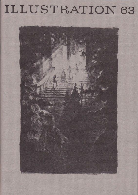 Curt Visel Illustration 63 - Zeitschrift für die Buchillustration - Heft 1 1995 0