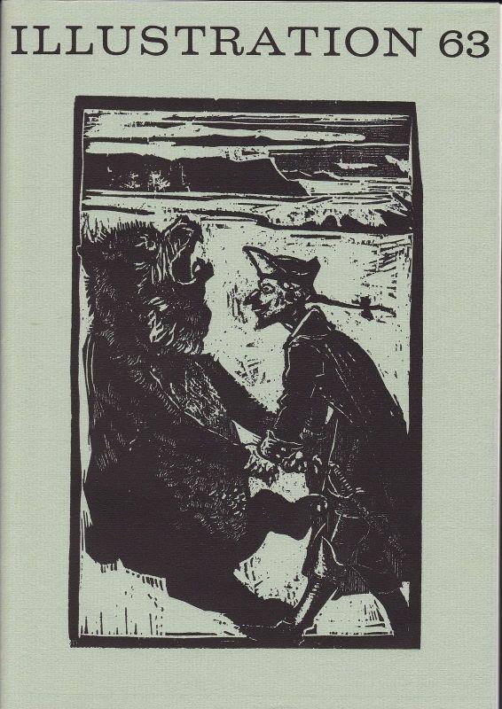 Curt Visel Illustration 63 - Zeitschrift für die Buchillustration - Heft 2 1974 0