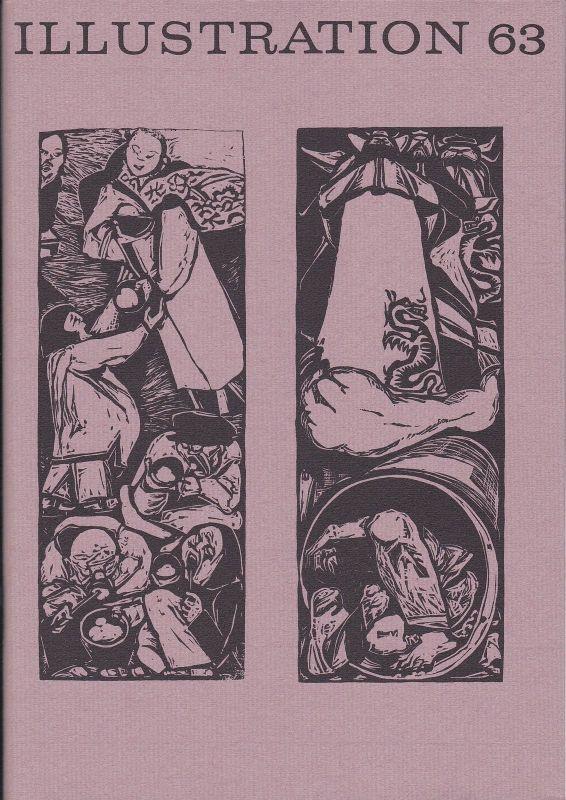 Curt Visel Illustration 63 - Zeitschrift für die Buchillustration - Heft 1 1998